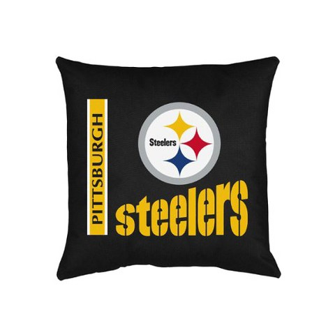 Pittsburgh Steelers Decorative Pillow