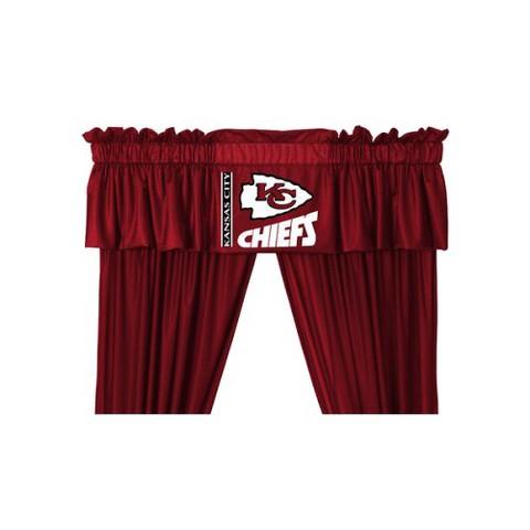 Kansas City Chiefs Valance