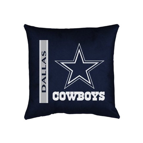 Dallas Cowboys Decorative Pillow