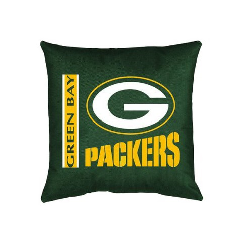Green Bay Packers Decorative Pillow