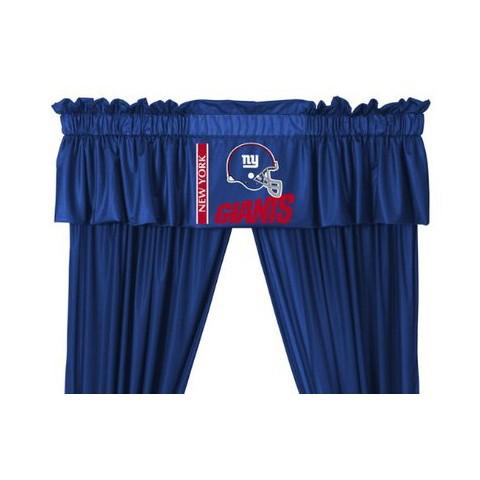 New York Giants Valance