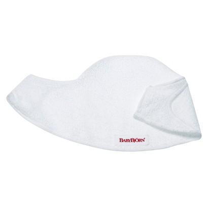BABYBJÖRN Bib for Baby Carrier - White (2 pack)