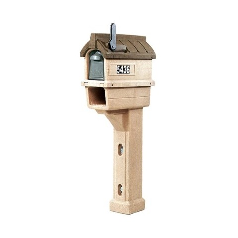 Mailmaster Timberline Plus Mailbox