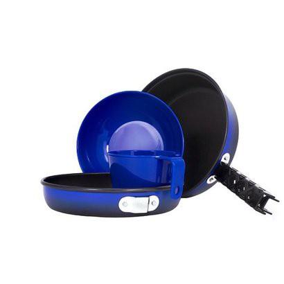 Bugaboo 6-pc. Mess Kit - Blue