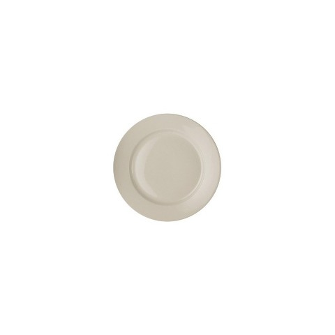 Set of 8 Dinner Plates - Basic White