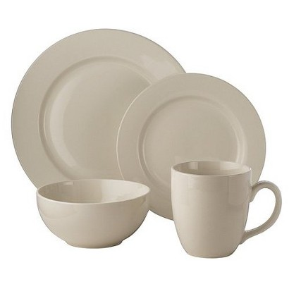Basic Dinnerware Collection - White