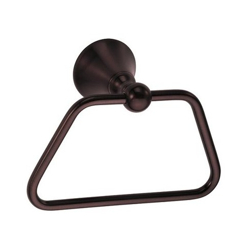 Bannockburn Towel Ring - Oil-Rubbed Bronze