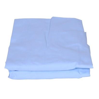 Cradle Sheets 2-pk. - Blue