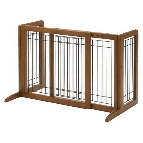 Richell Freestanding Pet Gate - Small