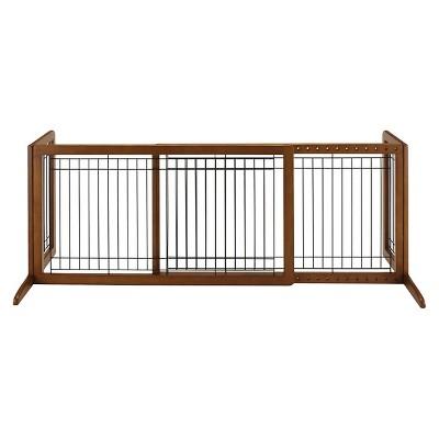 ECOM Richell Freestanding Pet Gate - Large