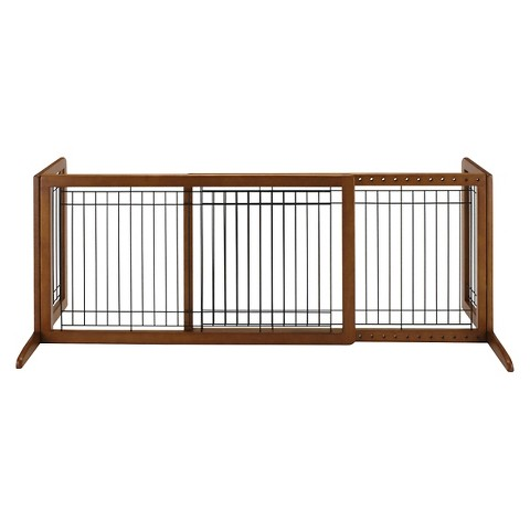 Richell Freestanding Pet Gate - Large