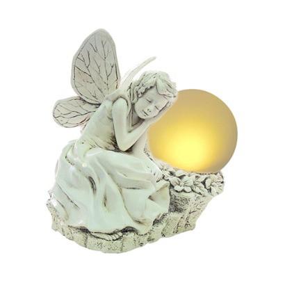 Solar-Power Sleeping Fairy