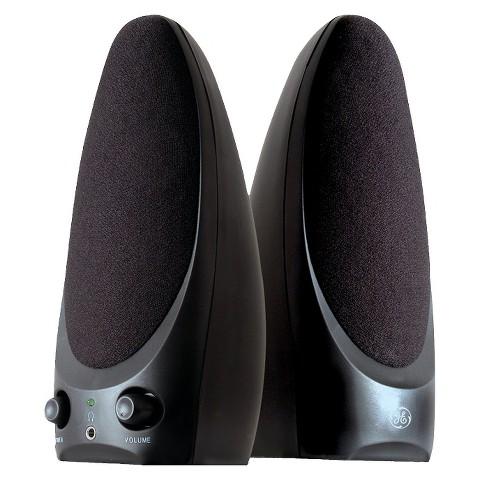 GE 98910 Ultrasonix Multimedia 2.0 Speakers