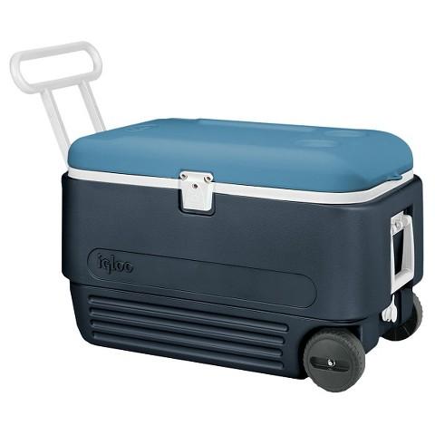 Igloo MaxCold 60 Quart Wheeled Cooler