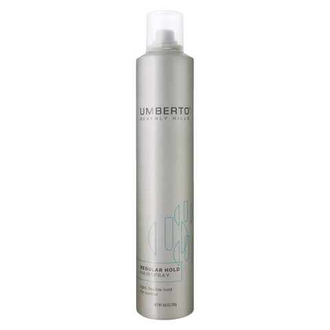 Umberto Regular Hold Hairspray 10.6oz