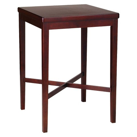 Pub Table Wood/Cherry - Home Styles