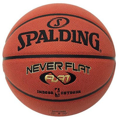 Spalding Never Flat Basketball -29.5\
