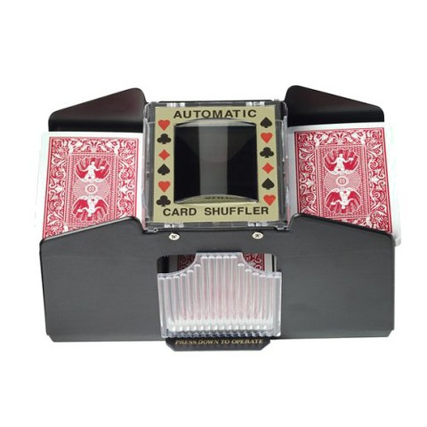 4-Deck Card Shuffler