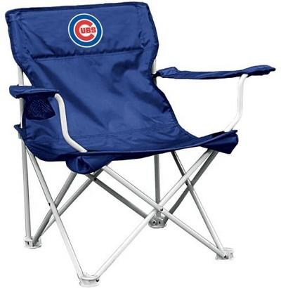 Chicago Cubs Canvas Chair