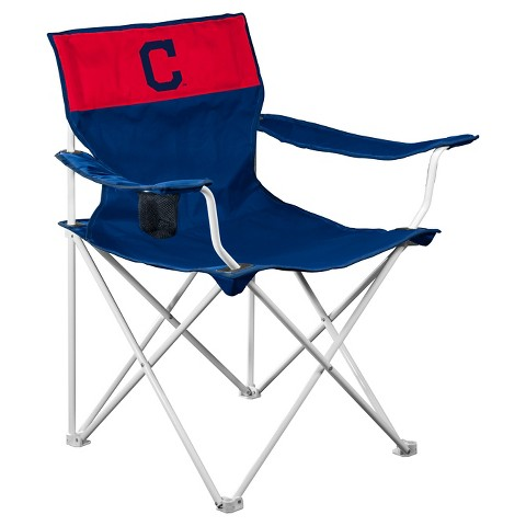 Cleveland Indians Canvas Chair