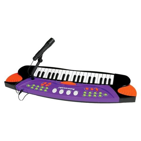 Kawasaki 37 Key Musical Keyboard Target