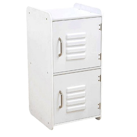 Medium Locker - White