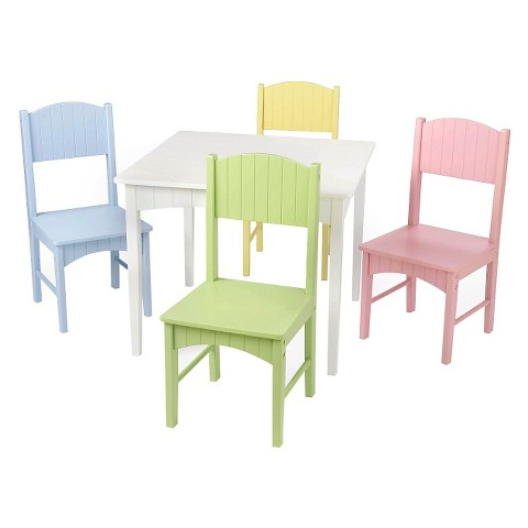 KidKraft Nantucket 5-pc. Toddler Furniture Set