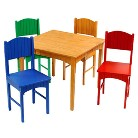KidKraft Nantucket Table and Chair Set - Primary