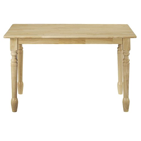 Rectangle Table - Natural Whitewood