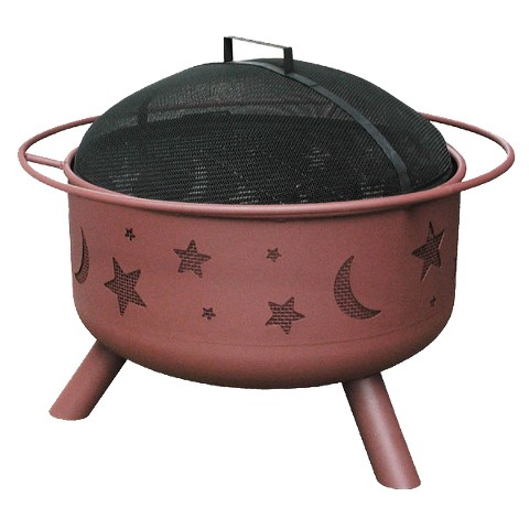 Landmann Big Sky Stars and Moon Fire Pit