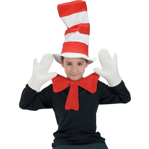 Kid's Cat in the Hat Accessory Kit