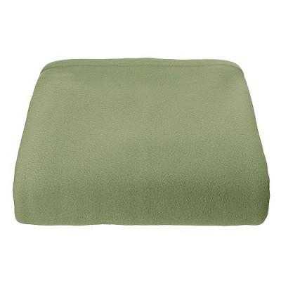 Super Soft Fleece Blanket - Basil (King)