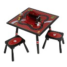Levels of Discovery Kids Table and 2-Chair Set - Firefighter