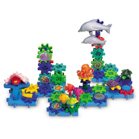 Learning Resources Gears! Gears! Gears! Under The Sea Set