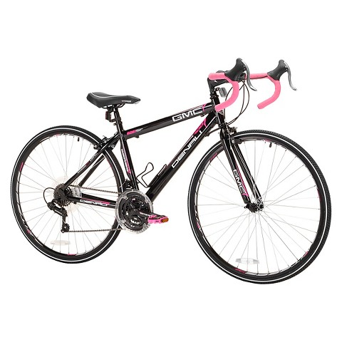 GMC Women's Denali 700c Road Bike - Pink/Black