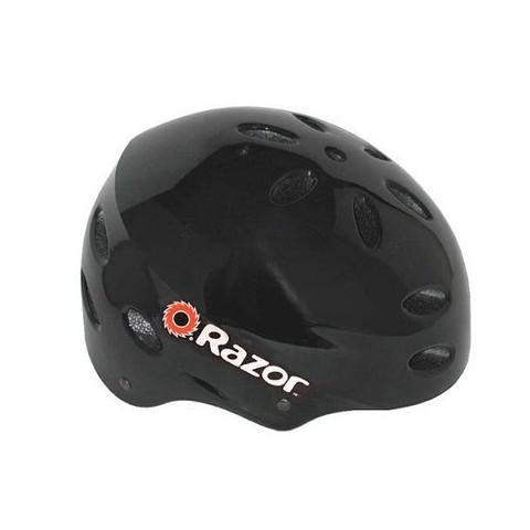 Razor V17 Adult Helmet Gloss Black