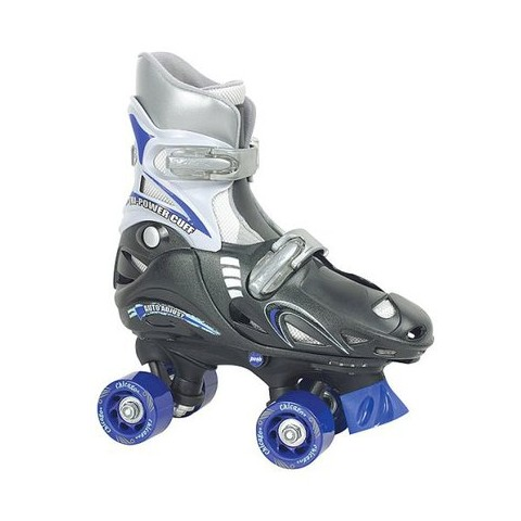 Boys' Chicago Adjustable Quad Roller Skates