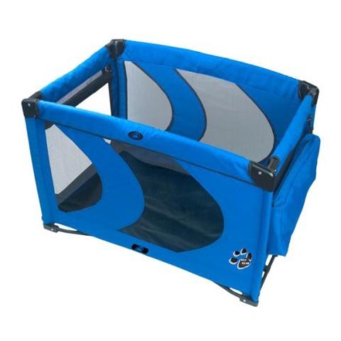 Portable Pet Kennel - Blue Sky (Medium)