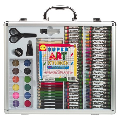 Panline Super Art Studio - 152 Piece Set