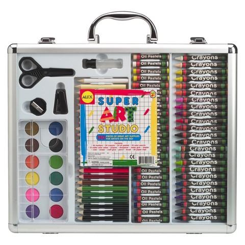 Panline Super Art Studio - 152 Piece Set