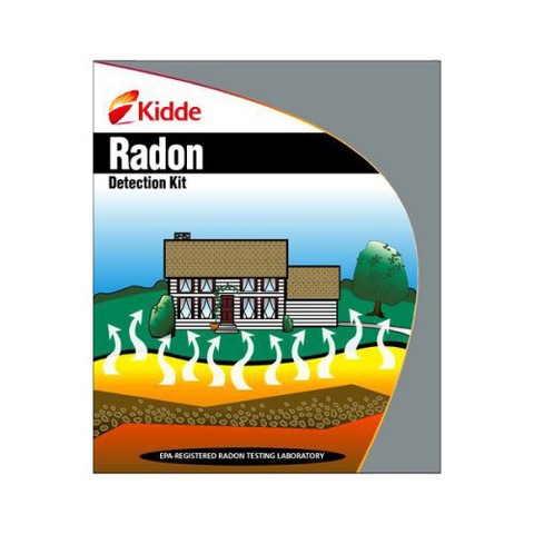 Kidde Radon Test Kit