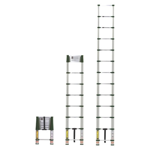 Xtend & Climb Type 1A Contractor Telescoping Ladder - 12.5'