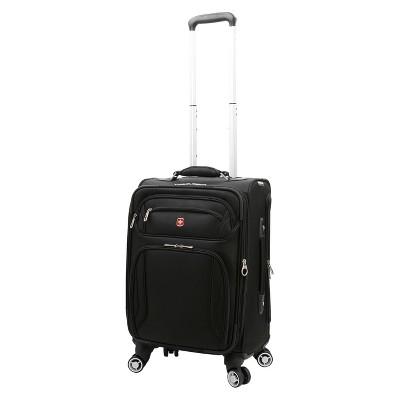 Swiss Gear Zurich Luggage Black 20