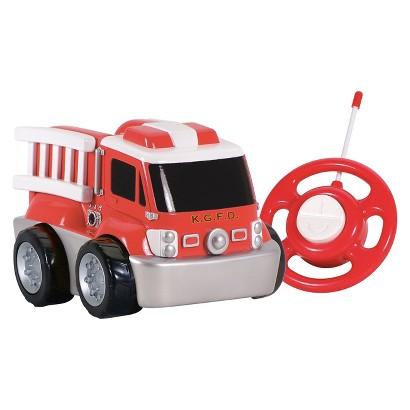 Kid Galaxy My 1st RC GoGo Auto Fire Truck