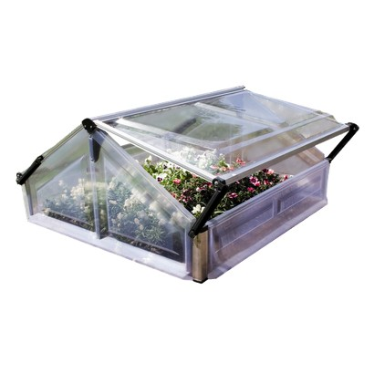 Cold Frame Greenhouse Kit - 3'x3'