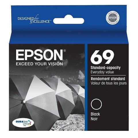 Epson 069120 Black Ink Cartridge