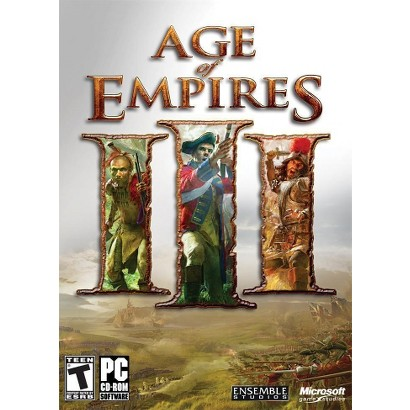 Age of Empires III (PC Games)