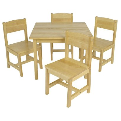 Kidkraft Table and 4-Chair Set - Farmhouse
