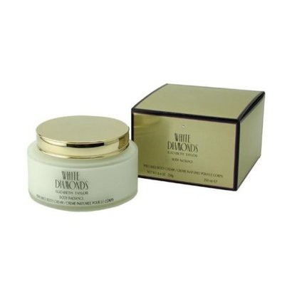 Women's White Diamonds by Elizabeth Taylor Body Cream - 8.4 oz
