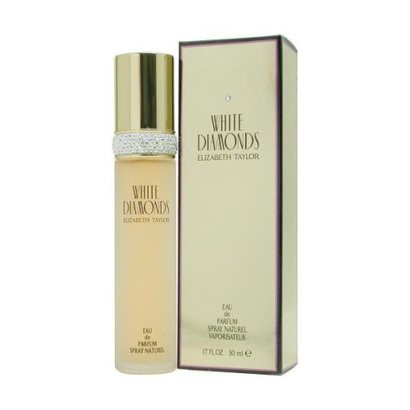Women's White Diamonds by Elizabeth Taylor Eau de Parfum - 1.7 oz